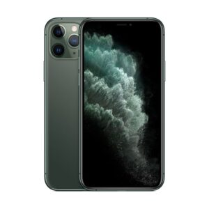 iPhone 11 Pro 64GB Midnight green (kasutatud, seisukord B)