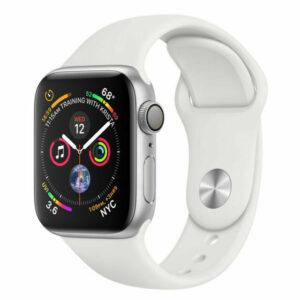 Apple Watch Series 4 44mm GPS Silver (подержанный, состояние A)