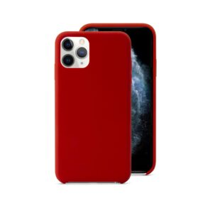 EPICO SILICONE CASE for iPhone 11 Pro - red