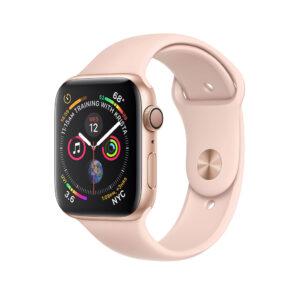 Apple Watch Series 4 40mm GPS Gold (kasutatud, seisukord B)
