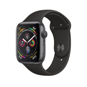 Apple Watch Series 4 44mm GPS Space Gray (kasutatud, seisukord B)