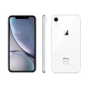 iPhone XR 128GB White (kasutatud, seisukord B)
