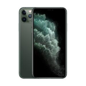 iPhone 11 Pro Max 64GB Midnight Green (kasutatud, seisukord B)