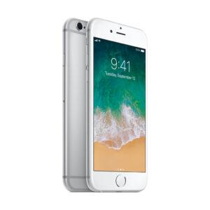 iPhone 6s 64GB Silver (kasutatud, seisukord B)