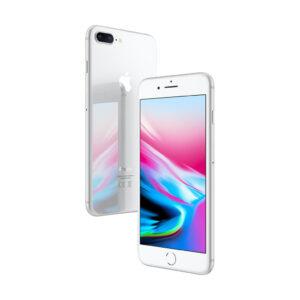 iPhone 8 Plus 64GB Silver (kasutatud, seisukord B)