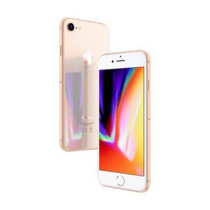 iPhone 8 64GB Gold (kasutatud, seisukord A)