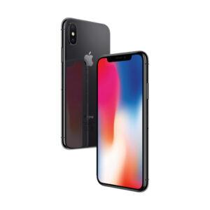 iPhone X 64GB Space Gray (kasutatud, seisukord C)