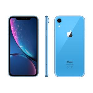 iPhone XR 64GB Blue (подержанный, состояние B)