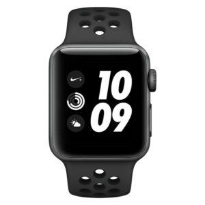 Apple Watch Series 3 NIKE 38mm GPS Space Gray (подержанный, состояние A)