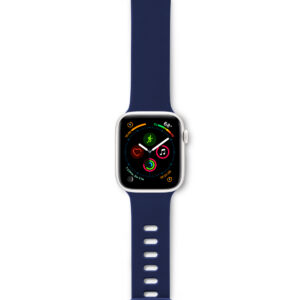 EPICO SILICONE BAND for Apple Watch 38/40 mm - blue