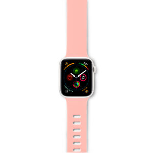 EPICO SILICONE BAND for Apple Watch 38/40 mm - pink