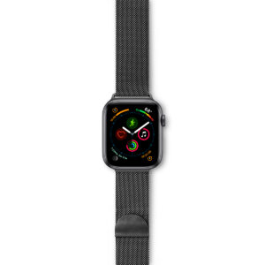 EPICO MILANESE BAND for Apple Watch 42/44 mm - black