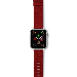 EPICO CANVAS BAND for Apple Watch 38/40 mm - red