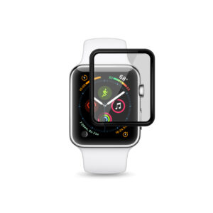 EPICO 3D+ Glass for Apple Watch 4/5/6/SE - 40mm - free installation