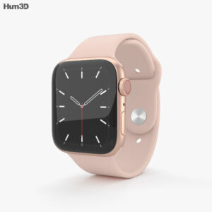 Apple Watch Series 5 44mm GPS, Gold (подержанный, состояние B)