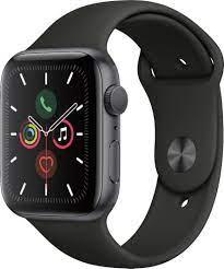 Apple Watch Series 5 44mm GPS, Space Gray (подержанный, состояние A)