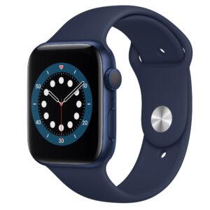 Apple Watch Series 6 44mm GPS Aluminum, blue (подержанный, состояние B)
