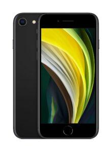 iPhone SE 2.gen 128GB Black (kasutatud, seisukord A)
