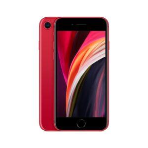 iPhone SE 2.gen 64GB Red (kasutatud, seisukord A)