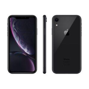 iPhone XR 128GB Black (kasutatud, seisukord B)