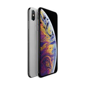 iPhone XS Max 64GB Silver (kasutatud, seisukord B)