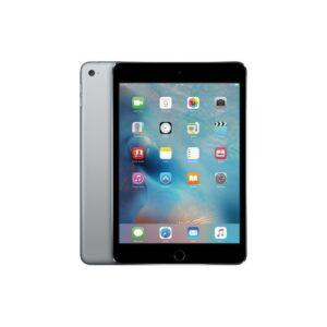 iPad mini 4 32GB WiFi + Cellular, Space Gray (kasutatud, seisukord A)