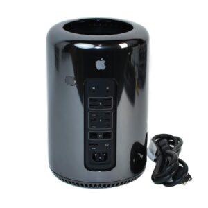 Mac Pro 2013 - Xeon E5 3.7GHz / 32GB / 480GB SSD (подержанный, состояние A)