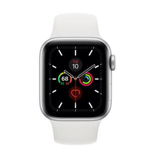 Apple Watch Series 5 40mm GPS Silver (подержанный, состояние A)