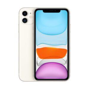 iPhone 11 64GB White (kasutatud, seisukord A)