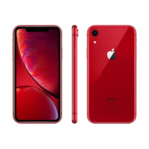 iPhone XR 64GB Red (kasutatud, seisukord B)
