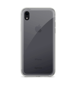 EPICO HERO CASE iPhone XR - transparent