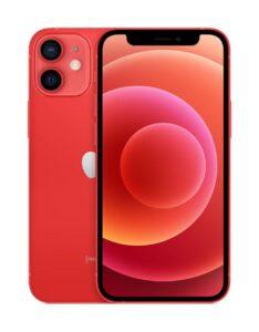 iPhone 12 128GB Red (подержанный, состояние A)