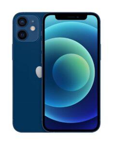 iPhone 12 Mini 128GB Blue (kasutatud, seisukord A)