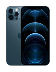 iPhone 12 Pro 256GB Pacific Blue (kasutatud, seisukord A)